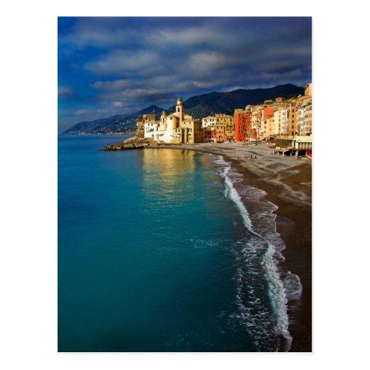 Carte Postale Postcard Camogli, Liguria. Italy