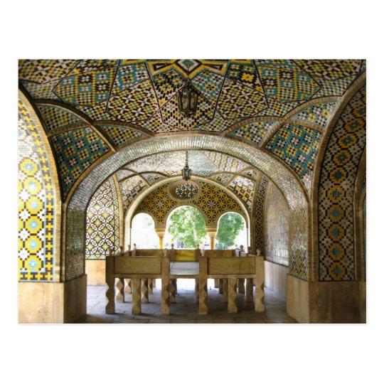Carte Postale Postcard Golestan Palace, Tehran, Iran