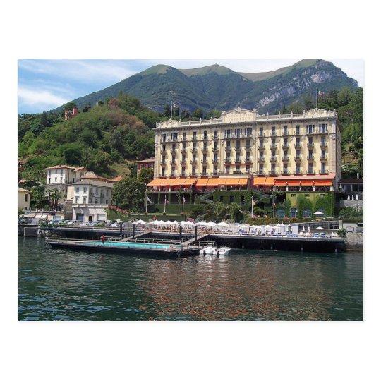 Carte Postale Postcard Grand Hotel in Tremezzo, Como, Italy