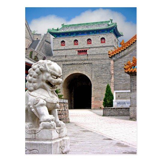 Carte Postale Postcard Juyong Pass, Great Wall Of China