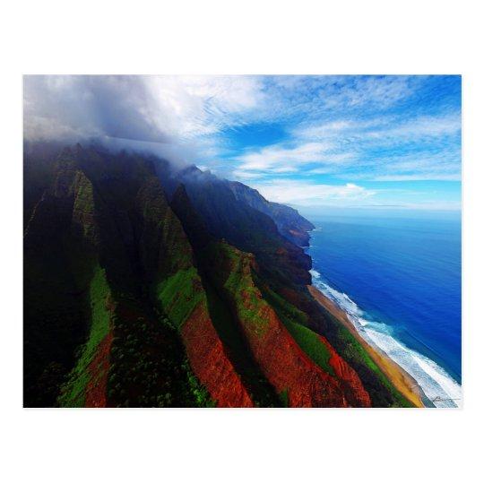 Carte Postale Postcard Kauai, Hawaii