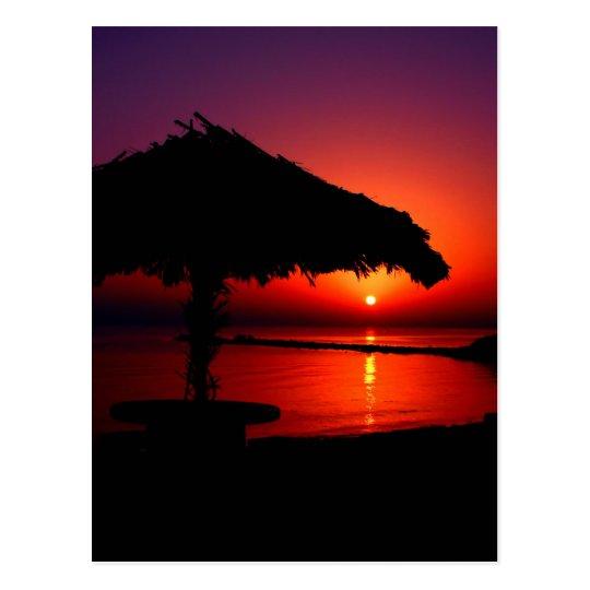 Carte Postale Postcard Kish Island, Persian Gulf, Iran