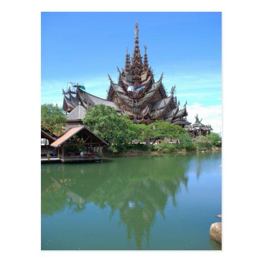 Carte Postale Postcard Laos