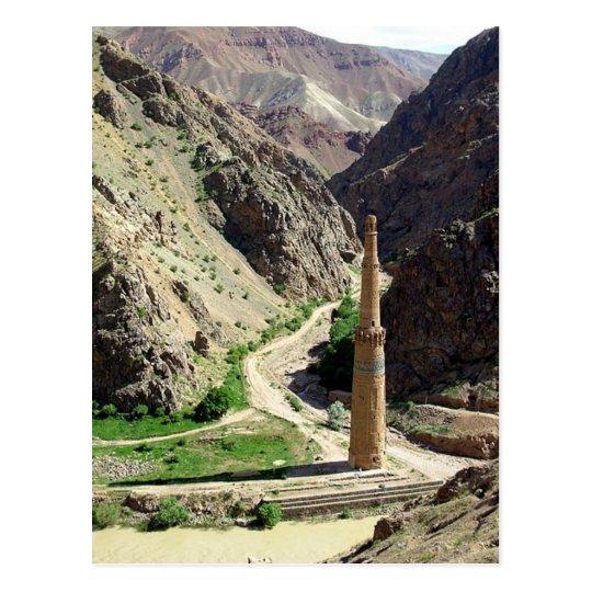 Carte Postale Postcard Minaret Of Jam, Afghanistan