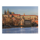 Carte Postale Postcard Panorama of Prague Castle, Czec Republic