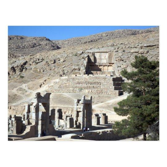 Carte Postale Postcard Persepolis, Iran