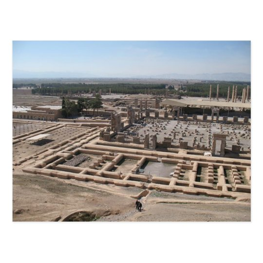 Carte Postale Postcard - Persepolis Overview, Iran