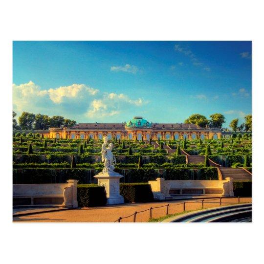 Carte Postale Postcard Potsdam Schloss Sanssouci Versailles