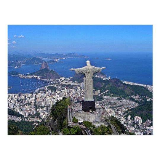 Carte Postale Postcard Rio de Janeiro, Brazil