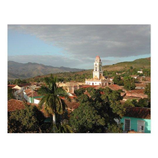 Carte Postale Postcard Sancti Spiritus in Trinidad, Cuba