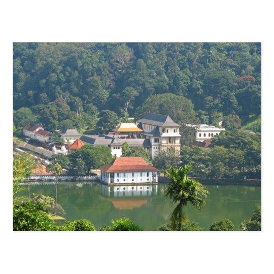 Carte Postale Postcard Sri Lanka - Kandy Temple of the Tooth