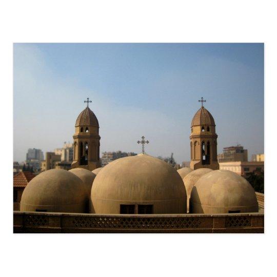 Carte Postale Postcard St.Mark Church, Heliopolis in Cairo Egypt