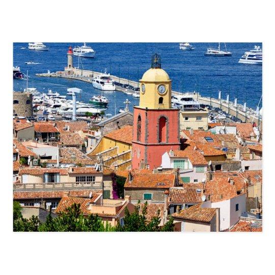 Carte Postale Postcard St Tropez, Var, France