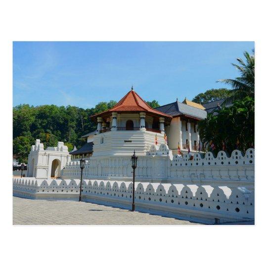 Carte Postale Postcard Temple of the Tooth, Kandy, Sri Lanka