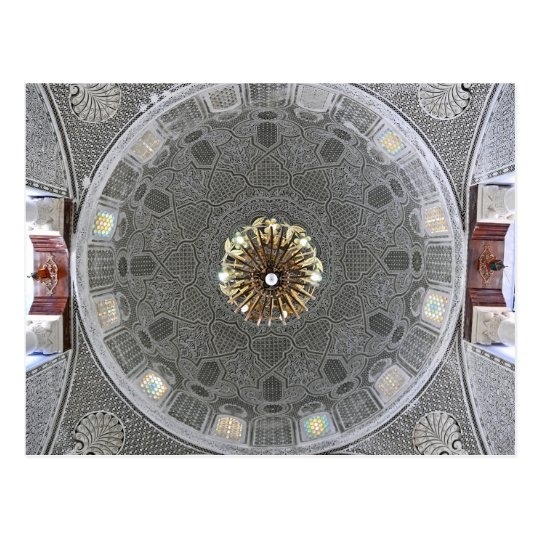 Carte Postale Postcard The Grand Mosque Dome of Kairouan