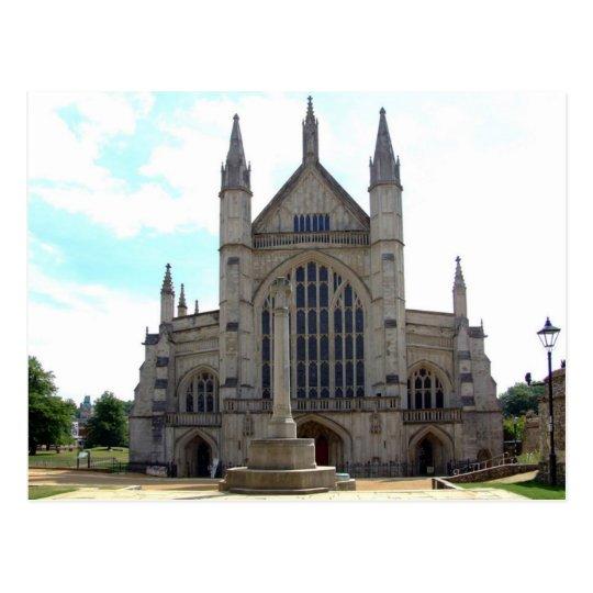 Carte Postale Postcard Winchester Cathedral, U.K.