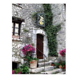 Carte Postale Poterie de la Tour en La Turbie, France