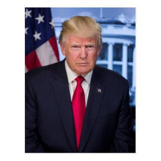 Carte Postale Pour des fans du Président Donald Trump