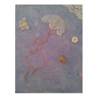 Carte Postale Pour la grand-maman