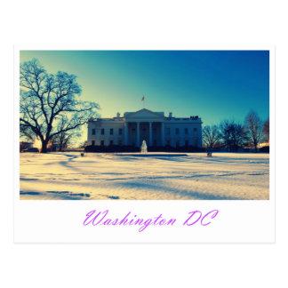 Carte postale pour la Maison Blanche