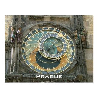 Carte Postale Prague