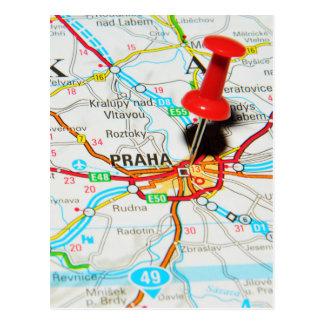 Carte Postale Prague, Praha dans la République Tchèque