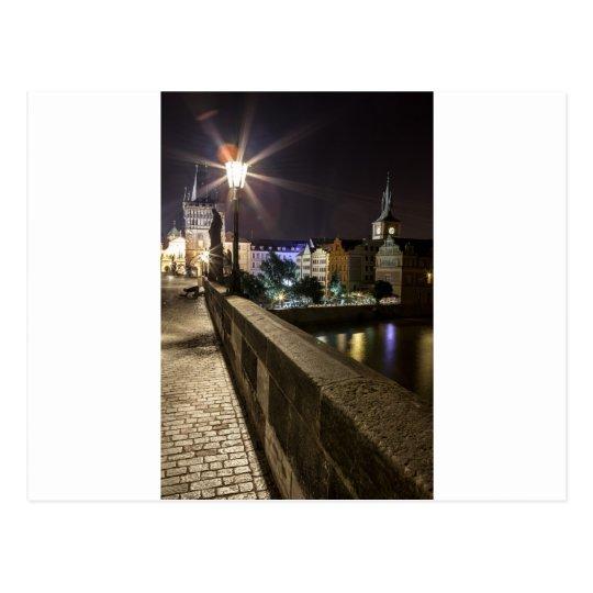 Carte Postale Praha