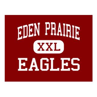 Carte Postale Prairie d'Éden - Eagles - haute - prairie d'Éden
