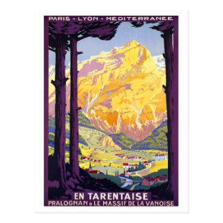 Carte Postale Pralognan-La-Vanoise vintage France