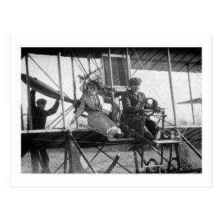 Carte Postale Préparez pour Takeoff, 1912