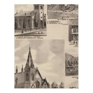 Carte Postale Presbytérien des syndicats, Minnesota