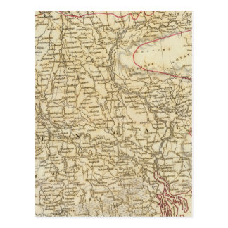 Carte Postale Présidence de l'Inde VIII Bangladesh