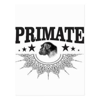 Carte Postale primat de chimpanzé
