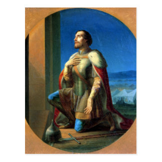 Carte Postale Prince d'Alexandre Nevsky de Novgorod