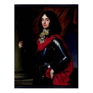 Carte Postale Prince Edouard de portrait du Palatinat dans