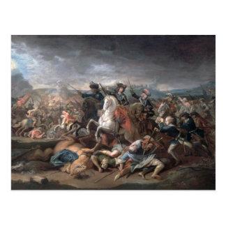 Carte Postale Prince Eugene de la Savoie au siège de