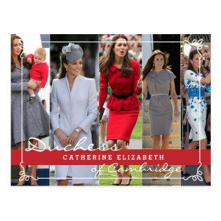 Carte Postale Prince George de Kate Middleton