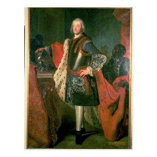 Carte Postale Prince Leopold Von Anhalt-Kothen