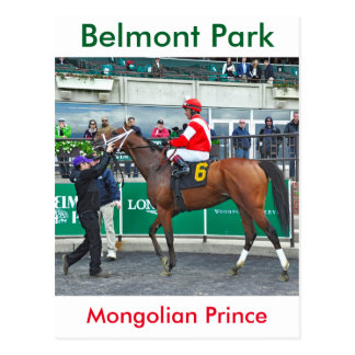 Carte Postale Prince mongol