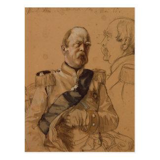 Carte Postale Prince Otto Von Bismarck