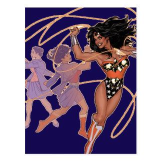 Carte Postale Prince Transformation de Diana de femme de