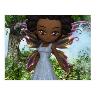 Carte Postale Princesse de fée de Lil