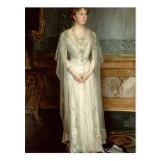 Carte Postale Princesse Victoria Eugenie, reine de l'Espagne
