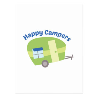 Carte Postale Profondément satisfaits