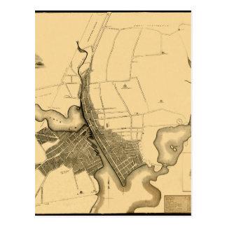 Carte Postale Providence 1823