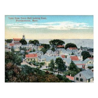 Carte Postale Provincetown, le Massachusetts, l'oeil de