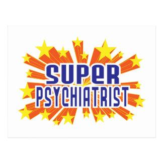 Carte Postale Psychiatre superbe