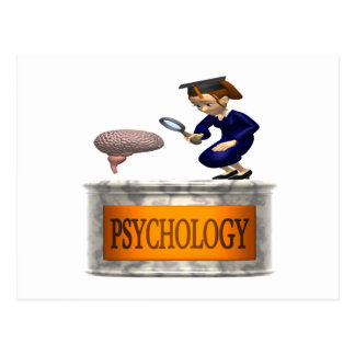 Carte Postale Psychologie