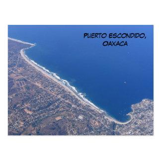 Carte Postale Puerto Escondido, Oaxaca