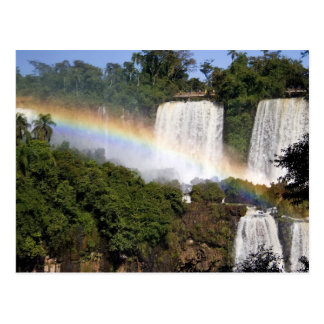 Carte Postale Puerto Iguazu, Argentine. Le stupéfiant